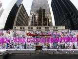 GAA Team meets Mr. Brainwash in New York. #NYCIsBeautiful