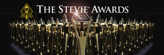 Stevie Award Winners to Be Announced in New York on November 13, 2015.